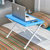 思故轩 笔记本电脑桌床上用学习小桌子可折叠宿舍懒人简约书桌DNZ625