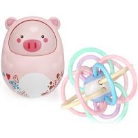 宝宝不倒翁玩具婴儿点头娃娃音乐早教3-6-9-12个月0岁1男孩女