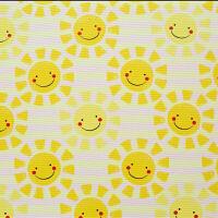泡沫垫子儿童爬行垫拼接家用卧室榻榻米海绵泡沫板拼图地垫60x60 粉条太阳花 (优品)