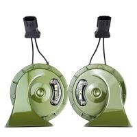 适用起亚K5狮跑智跑远舰K2赛拉图福瑞迪K3鸣笛蜗牛喇叭专用接口