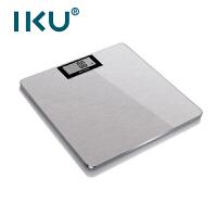 IKU 经典精准人体体重秤 电子称 家用健身器材智能电子秤 瑜伽配件 电池人体称重器EB811