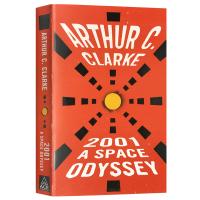 现货2001 A Space Odyssey 2001太空漫游 英文原版 阿瑟C克拉克 Arthur C. Clarke
