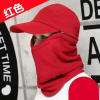 男女冬季骑行面罩护脸口罩摩托车头套全脸保暖骑行装备帽