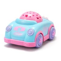 婴幼儿早教1200内容 星空投影助眠 故事机带遥控新品安抚小汽车 冬已遥控安抚汽车蓝色(opp)