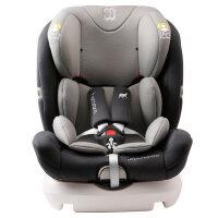 儿童安全座椅 汽车用车载宝宝婴儿0-12岁4档可躺坐椅 isofix接口