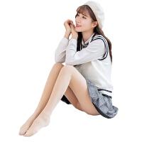 秋冬显瘦肉色打底裤女加绒加厚高腰胖mm大码外穿光腿连袜神器隐形
