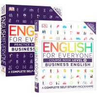 DK人人学英语 商务英语2英文原版 English for Everyone Business English Lev