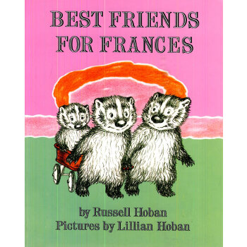 Best Friends for Frances 弗朗斯的好朋友(I Can Read, Level2)ISBN9780064430081