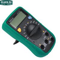 老A工具自动量程数字万用表 防烧自动关机万用表LA813302