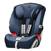【当当自营】britax宝得适超级百变王9个月-12岁汽车儿童安全座椅3c认证 皇室蓝