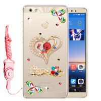 金立大金钢2手机壳GN5007手机套软硅胶保护套水钻女