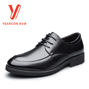 意尔康男鞋2016新款秋季新款男士单鞋6501ZE97979W