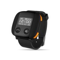 2018新款 爱牵挂S2Pro老人定位手表GPS跟踪防走失心率睡眠智能健康心率手环 S2 Pro 典雅黑