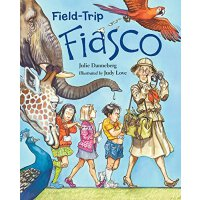 英文原版 Field-Trip Fiasco (Mrs. Hartwells classroom adventures