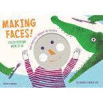 【预订】Making Faces!: Poke your face through the pictures / St