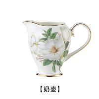 欧式小奢华骨瓷咖啡杯碟创意英式陶瓷家用下午茶茶具花茶杯套装