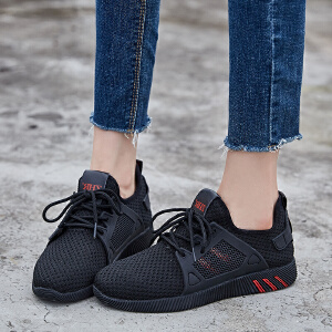 ZHR2018秋季新款韩版运动鞋平底休闲鞋百搭单鞋bf女鞋学生鞋子潮