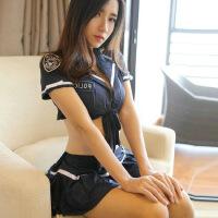 情趣内衣女警察制服极度性感丝袜水手学生夜店sm空姐服激情套装警察制服