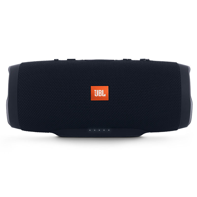 JBL Charge3 音乐冲击波3 蓝牙小音箱 便携迷你音响 低音炮 防水设计 支持多台串联 可免提通话