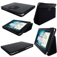 三星Galaxy Tab8.9皮套P7300保护套 GT-P7310翻盖保护壳 P739