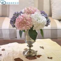 花瓶摆件书房卧室欧式样板房摆件家居装饰花瓶客厅古典餐桌摆设三件套餐桌结婚创意