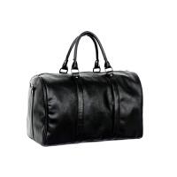 男士旅行包 大容量手提斜挎包 男包休闲韩版商务出差单肩包行李包 249黑色
