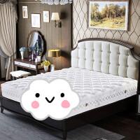 床垫 1.5m 1.8米床 乳胶独立弹簧软硬两用20cm厚双人可折叠