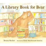 【预订】A Library Book for Bear