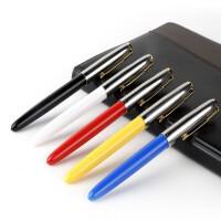 英雄钢笔616彩色系列暗尖学生练字钢笔