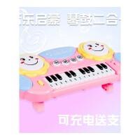 婴儿音乐钢琴脚踏健身架器0-1岁男孩躺着的女孩踢3新生儿宝宝玩具 抖音