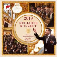 预售 1月中下旬到货 2019维也纳新年音乐会 2CD New Year's Concert 2019