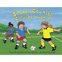 英文原版 Soccer Counts! / El Futbol Cuenta!