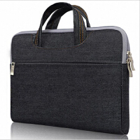 三星苹果笔记本电脑包通用手提内胆包男女士.3/寸.6寸 黑色 10寸