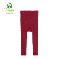迪士尼Disney加厚女童打底裤裤子长裤保暖秋冬款外裤163P747