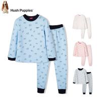 【3.5折价:127.05元】暇步士童装冬季新款儿童时尚家居服套装