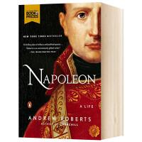 拿破仑传 英文原版 人物传记 Napoleon A Life 英文版 进口原版英语书籍 Andrew Roberts