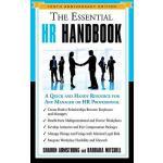 【预订】The Essential HR Handbook: A Quick and Handy Resource f