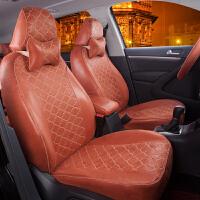 四季通用汽车坐套大众新POLO捷达速腾宝来专车专用全包布艺座套 豪华版 ------