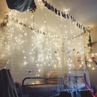 2018LED彩灯闪灯串灯卧室改造满天星婚庆节日房间装饰灯串工程亮化树灯小彩灯