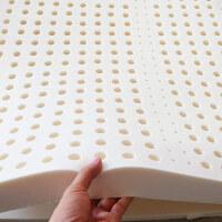 天然乳胶床垫1.35米床褥1.8m床学生0.9m榻榻米床垫1.5m定做