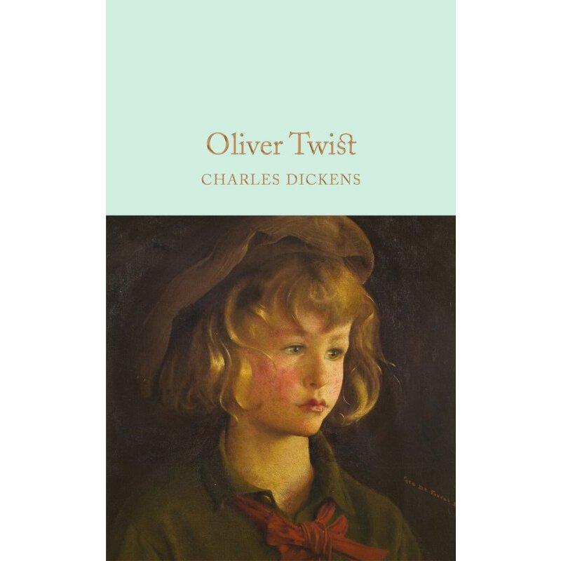 Collectors Library系列:雾都孤儿 英文原版 Oliver Twist