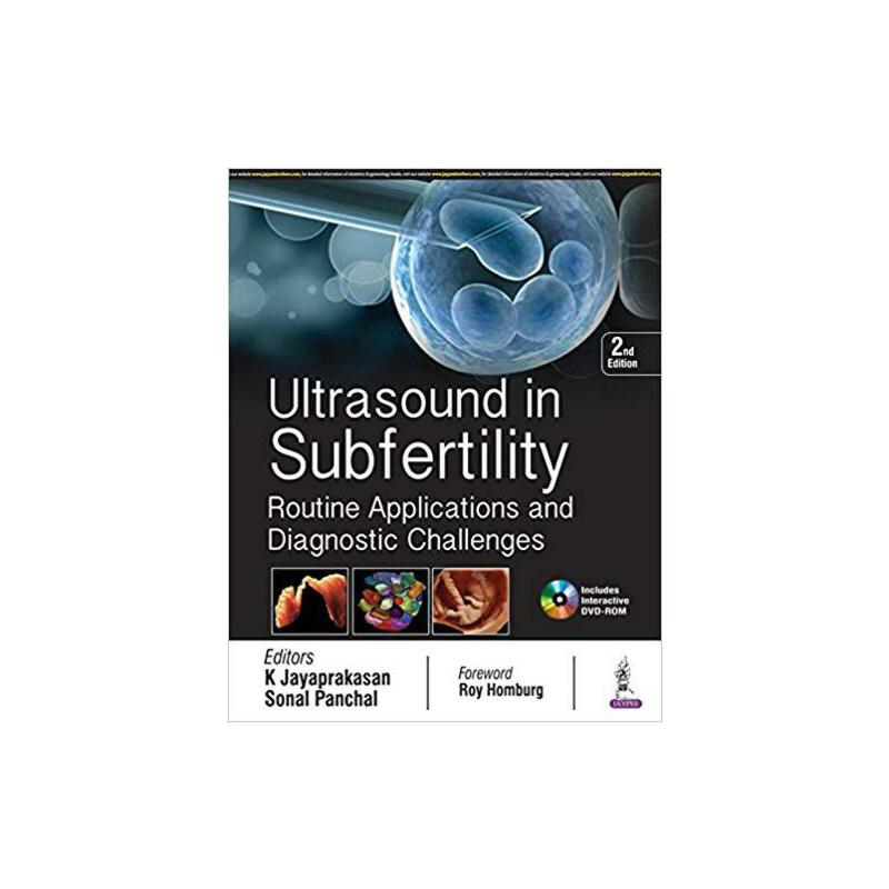 【预订】Ultrasound in Subfertility: Routine Applications and Diagno... 9789352705078 美国库房发货,通常付款后3-5周到货!