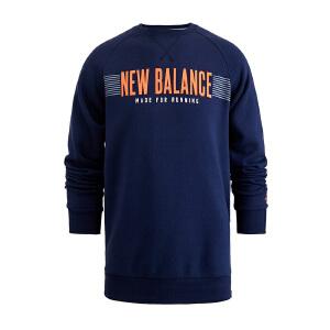 New Balance/NB男装 运动套头衫 AMT64602PGM