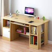 台式电脑桌家用经济型写字桌卧室简易办公桌书桌简约学生写字台