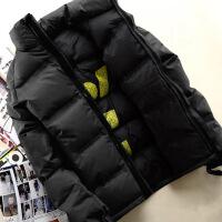 羽绒服男潮短款冬季新款韩版潮流修身加厚男士帅气白鸭绒保暖外套
