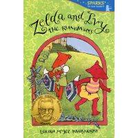 英文原版 Zelda and Ivy: The Runaways 黛尔达和艾薇薇