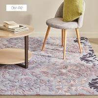 地毯客厅茶几地毯欧式简约美式乡村定制地毯酒店地毯卧室地毯满铺 DM-R2
