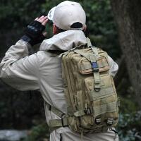 NIP军迷特种兵3P攻击背包户外登山野营徙步旅行迷彩战术双肩包25L