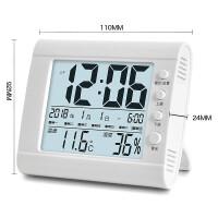 家用室内电子温湿度计高精度婴儿温度表室温干湿壁挂式精准