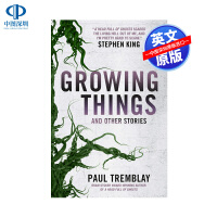 英文原版小说 Growing Things and Other Stories 生长的东西和其他的故事